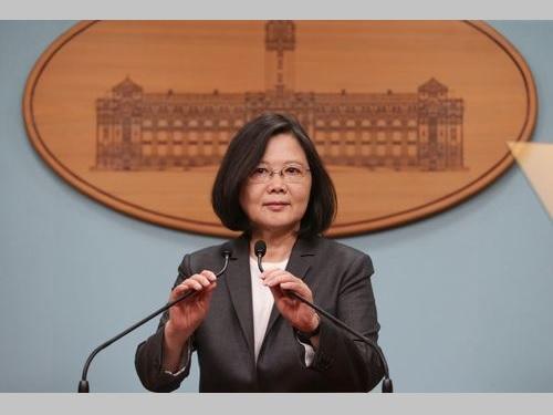 蔡総統、国際保健に対する台湾の貢献をアピール  WHA招待状まだ届かず