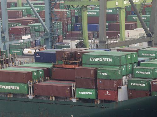 台湾の輸出額  東南アジアなど向けが7カ月連続2桁成長