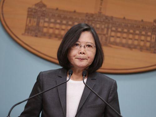 蔡英文総統「WHOの原則に反する」 総会招待状届かず/台湾