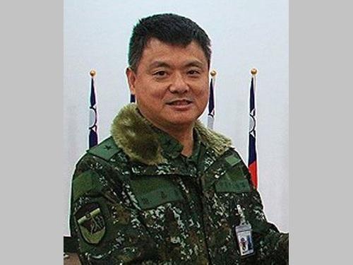 陸軍馬祖防衛指揮部の謝嘉康副指揮官=馬祖日報提供