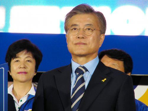 蔡総統、韓国新大統領の文在寅氏を祝福/台湾