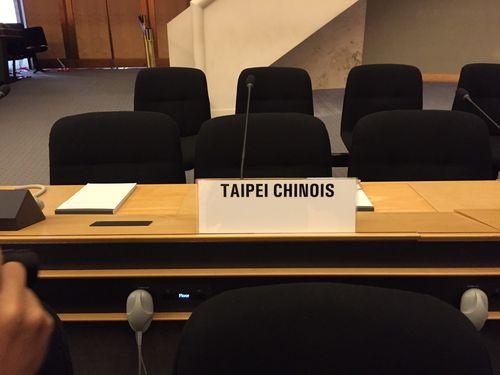 国連欧州本部 台湾メディアのWHO総会取材を拒否