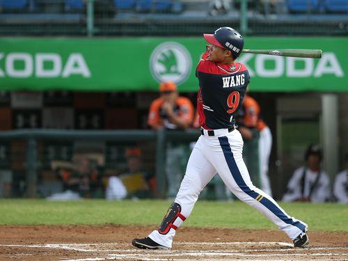 日本球界も注目の「大王」、32試合連続出塁/台湾プロ野球