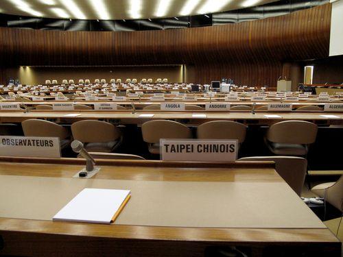 「台湾をWHO総会に」 友好国が事務局に議題提案=外交部官僚