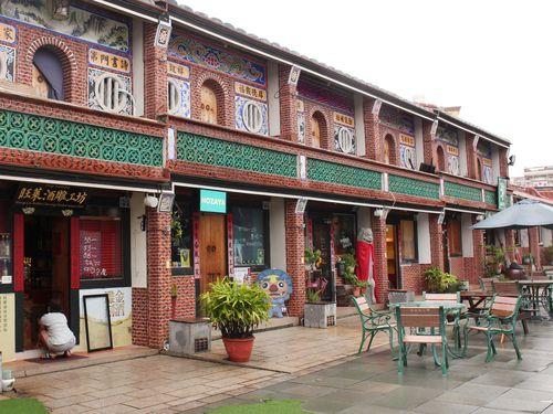 金門・文化工芸施設がオープン6周年  夜も観光客で賑わう/台湾