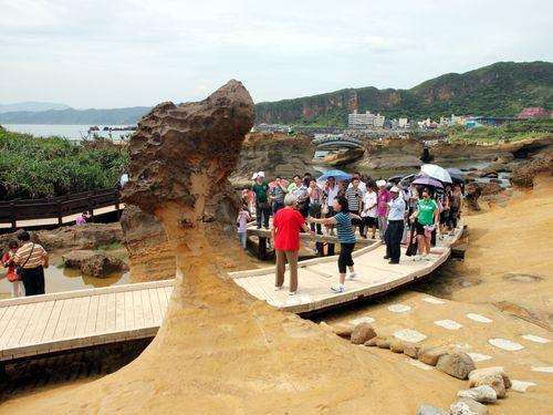 1~3月の訪台旅行客、13年ぶりのマイナスに  中国大陸籍が4割減/台湾