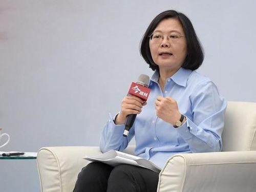蔡総統、20日で就任1周年「台湾の未来は明るい」