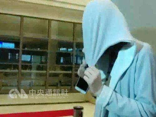 中華航空CA、麻薬所持で取り調べ/台湾