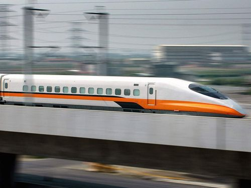 台湾新幹線、今年も配当金支払いへ 黒字続く
