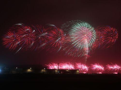 双十節の花火、台東に決定 天災で落ち込んだ地元観光の底上げ目指す/台湾