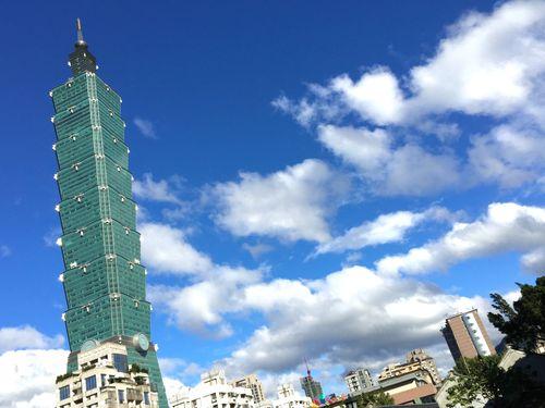 台湾のランドマークランク 台北101が3年連続首位