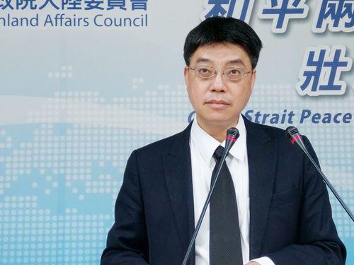 「結果への責任は自分で取って」 台湾、中国大陸に呼び掛け