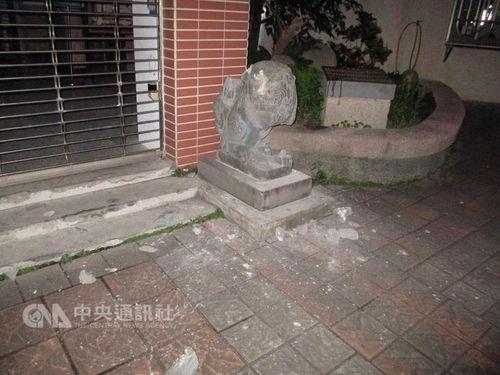 台北市政府警察局北投分局提供