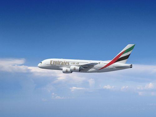 エミレーツ航空提供