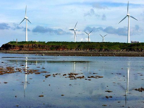 台湾、風力発電普及に本腰  2025年までに4.2ギガワットへ