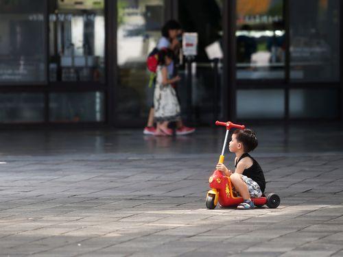台北で気温35.5度 今年最高タイ 午後は山間部などで大雨に注意/台湾