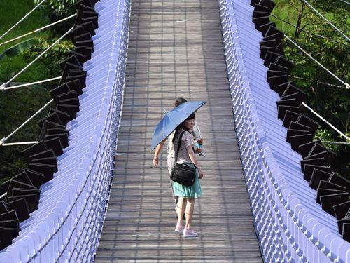 台東・大武で37.8度 台湾全土での今年最高気温