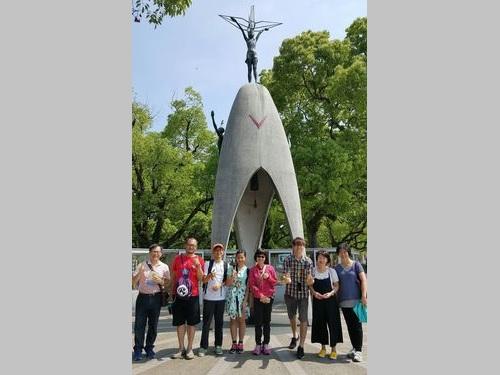 特別支援学校の子どもたち、日本の姉妹校を初訪問 交流深める/台湾