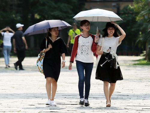 台東・大武で38.2度 台湾全土の今年最高を更新