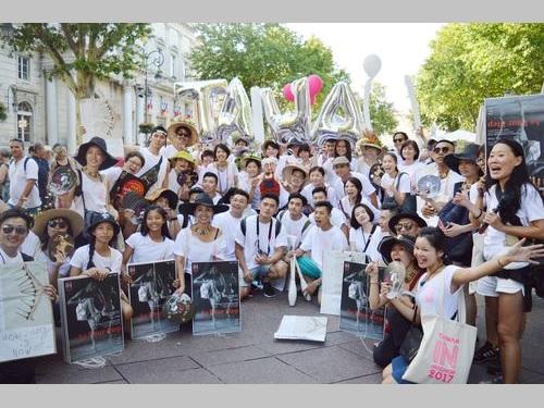駐仏台湾文化センター提供