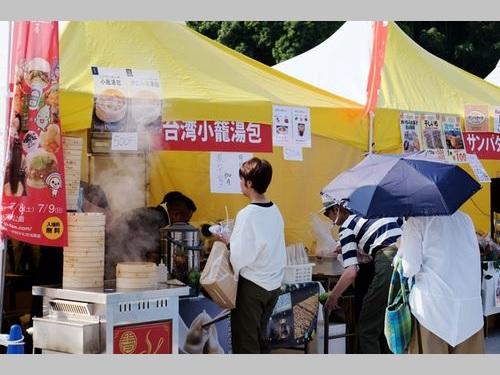 迪化街とアメ横が姉妹街に  日本台湾祭り初日に調印式