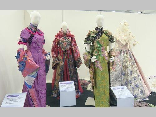 花嫁衣裳の移り変わりから客家文化を伝える特別展が開催/台湾