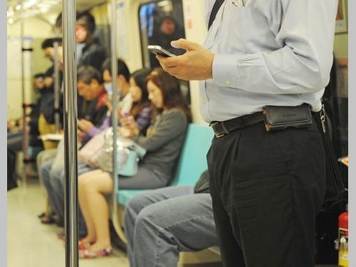 公共交通での4Gダウンロード速度、台北メトロ板南線が最良/台湾