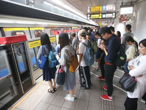 台北メトロ、一部路線の車内でWi-Fiサービス開始/台湾