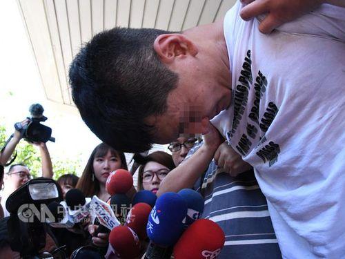 民進党本部から現金窃盗の疑いで韓国人男性を逮捕/台湾