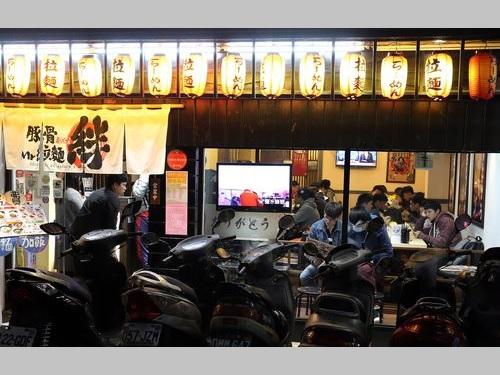 台湾、外食支出は月約2万6千円  アジア太平洋4位=カード会社調査