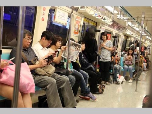 台北メトロ、8月中旬から淡水信義線と板南線でWi-Fi利用可能に/台湾