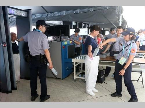 台北ユニバのテロ対策 日米などが台湾に情報提供