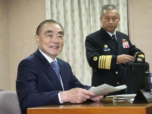 中国大陸軍機、台湾東部沖を飛行 今月3回目