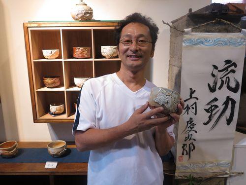 台湾の伝統的な「蛇窯」に日本人陶芸家が滞在、焼き物で日台交流