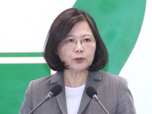 蔡英文総統、大停電で国民に謝罪/台湾