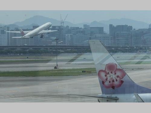 チャイナエアライン、第2四半期で黒字転換/台湾