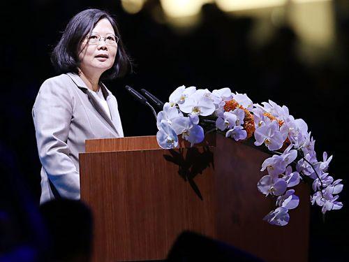 蔡総統がユニバ開会宣言、パフォーマンスなどで台湾アピール