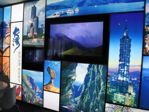 今年上半期の訪台客数、過去2番目の多さ  中国大陸客は4割減