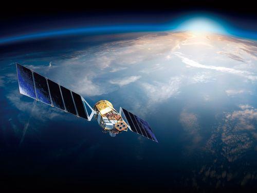 フォルモサット1号のイメージ図=国家宇宙センター提供