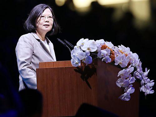 蔡英文総統、米共和党に感謝 全国委員会の台湾への武器売却支持決議で