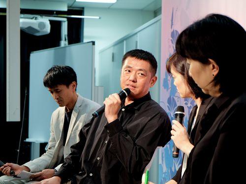 映画音楽の魅力を東京で紹介 リン・チャン、坂本龍一とのコラボを希望/台湾