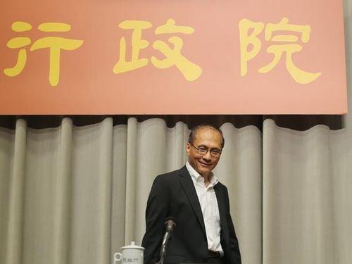 林行政院長が辞任 7日に内閣総辞職へ 後任は頼台南市長か/台湾