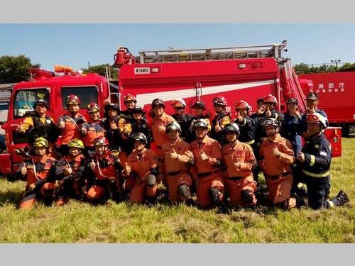台北市消防局提供