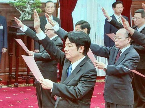 頼清徳新内閣が発足  まずは来年度予算案の調整に着手/台湾
