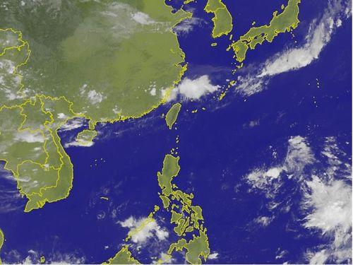 グアム沖の雲、台風に発達して台湾に影響か 「動向に注意」=中央気象局