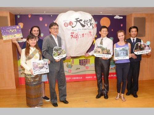 平渓天灯祭り、来月4日の中秋節にも開催 来訪を呼び掛け/台湾