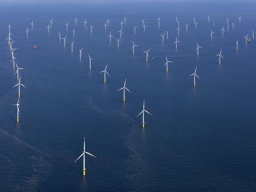 桃園市、洋上ウインドファーム建設へ 独の風力発電大手とMOU締結/台湾