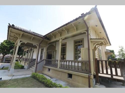 普段入れない旧台南庁長官邸 16日から2日間限定公開/台湾