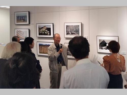 東京で「写真家の目に映った台湾の大地」写真展