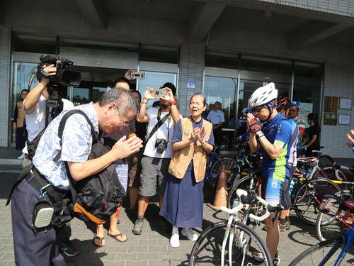 落石事故で死亡の日本人男性 父親が手紙で台湾への感謝伝える